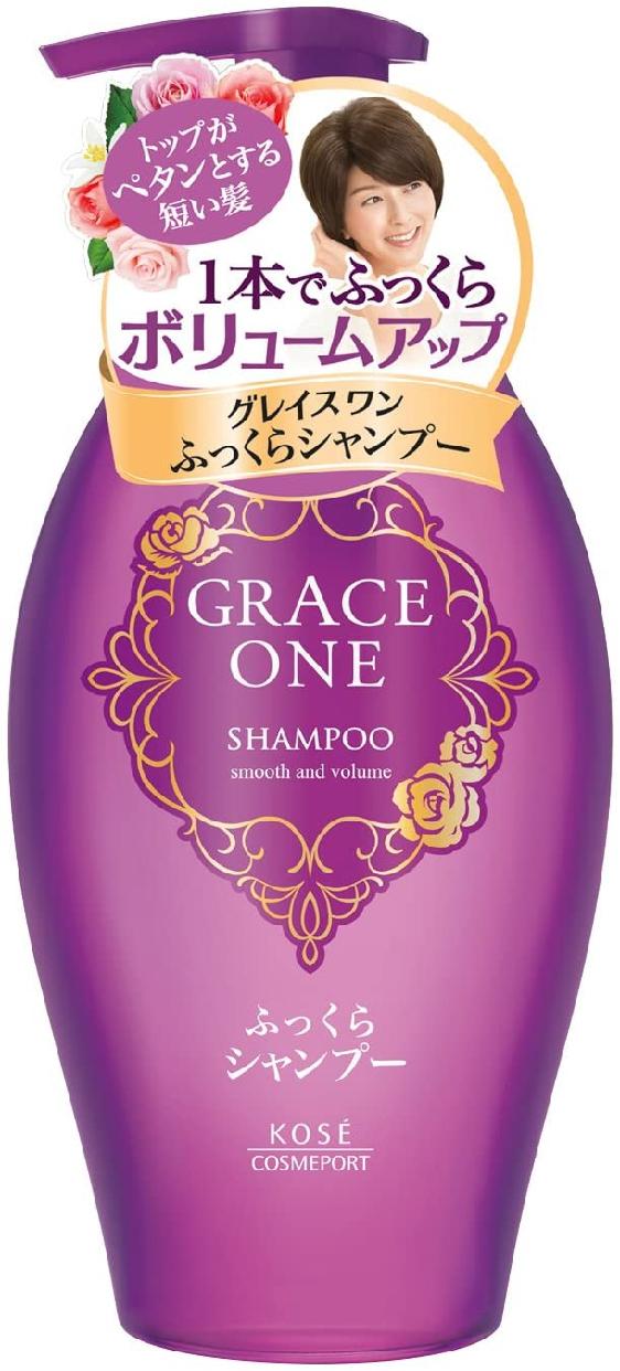 GRACE ONE(グレイス ワン) ふっくら シャンプーの商品画像