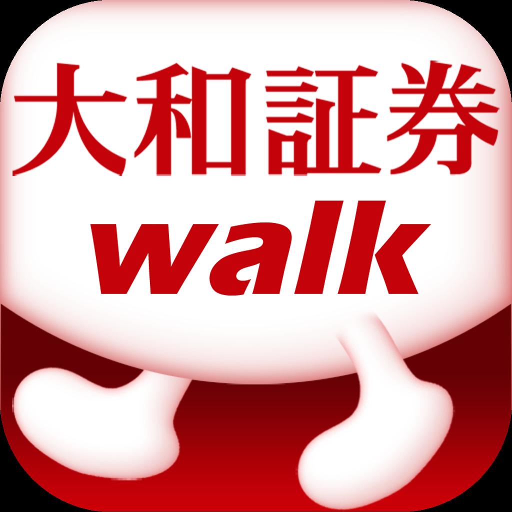 大和証券 株walkの商品画像