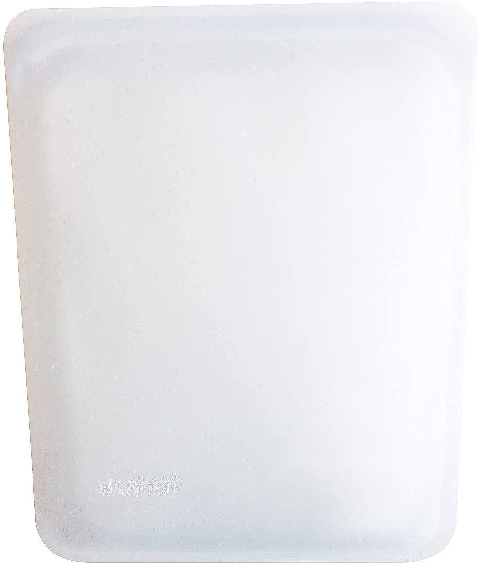 stasher(スタッシャー) シリコーン バッグ ハーフガロン(Lサイズ)の商品画像2