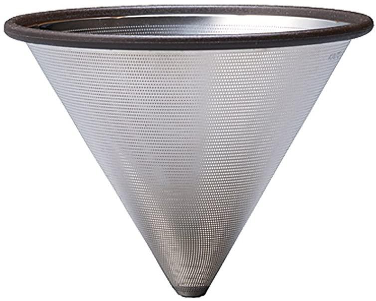 KINTO(キントー) SCS ステンレスフィルター 2cups 27624 シルバーの商品画像