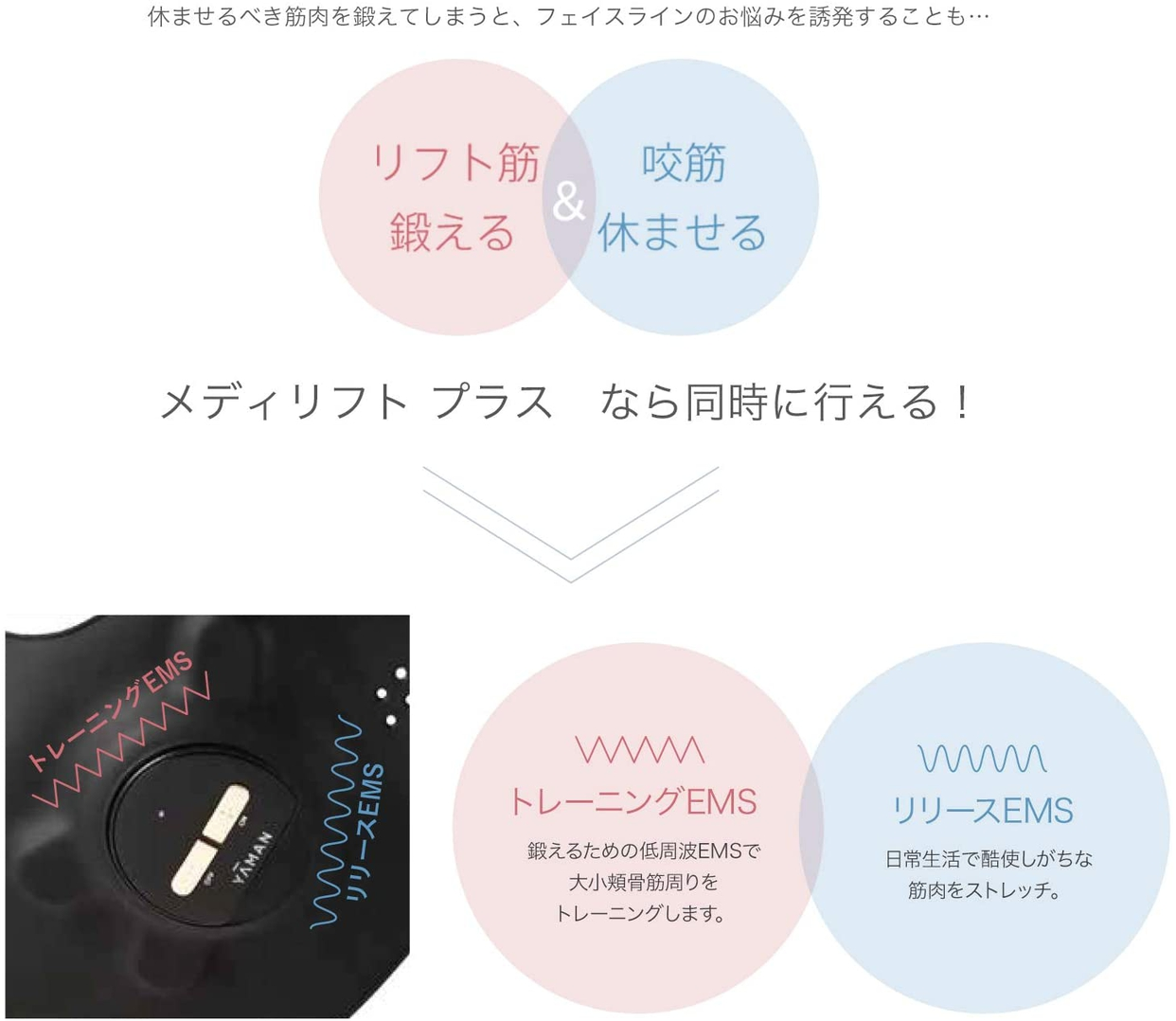 YA-MAN(ヤーマン) メディリフト プラスの商品画像4