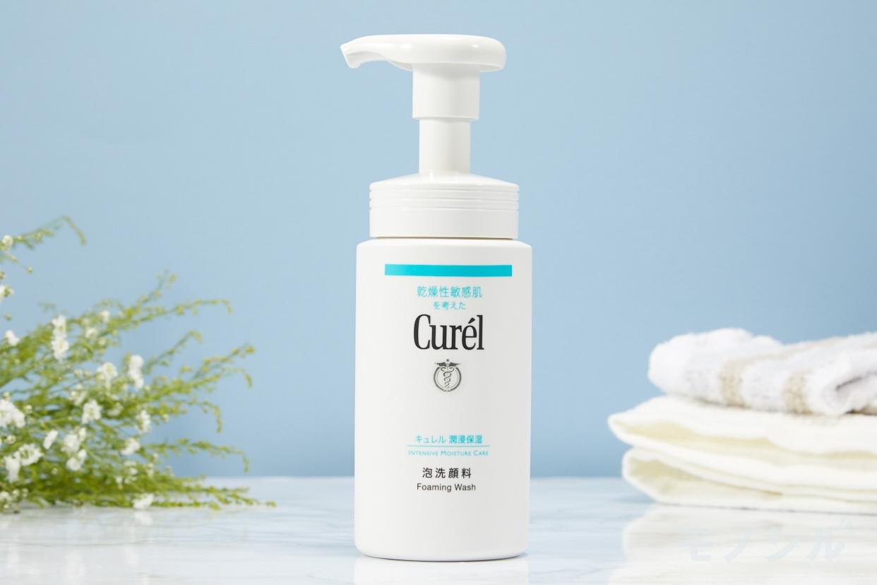 Curél(キュレル)泡洗顔料