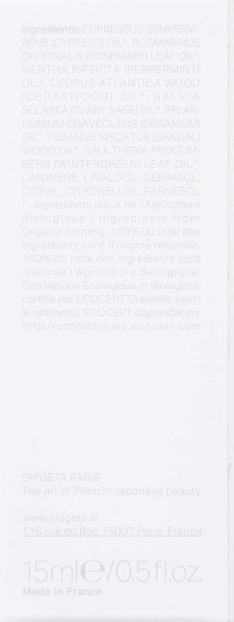 SHIGETA(シゲタ) エッセンシャルオイル リバーオブライフの商品画像6