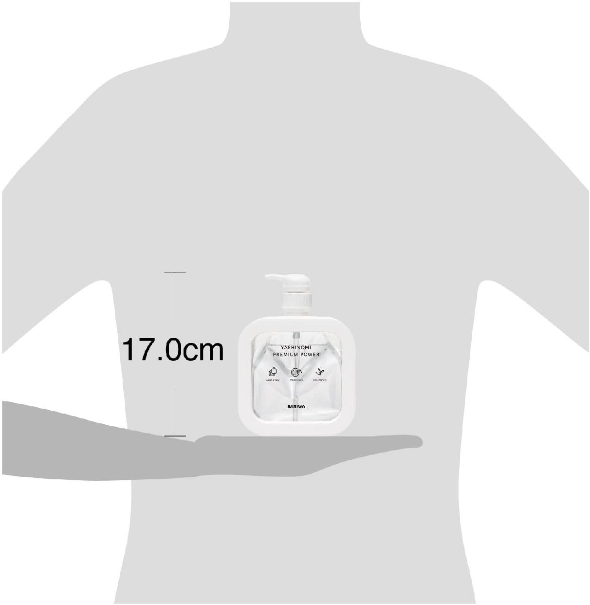 サラヤ ヤシノミ洗剤 プレミアムパワーの商品画像2