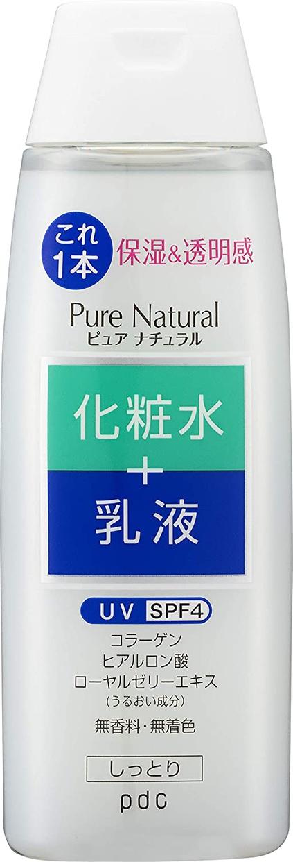 pdc(ピーディーシー) ピュア ナチュラル エッセンスローション UV