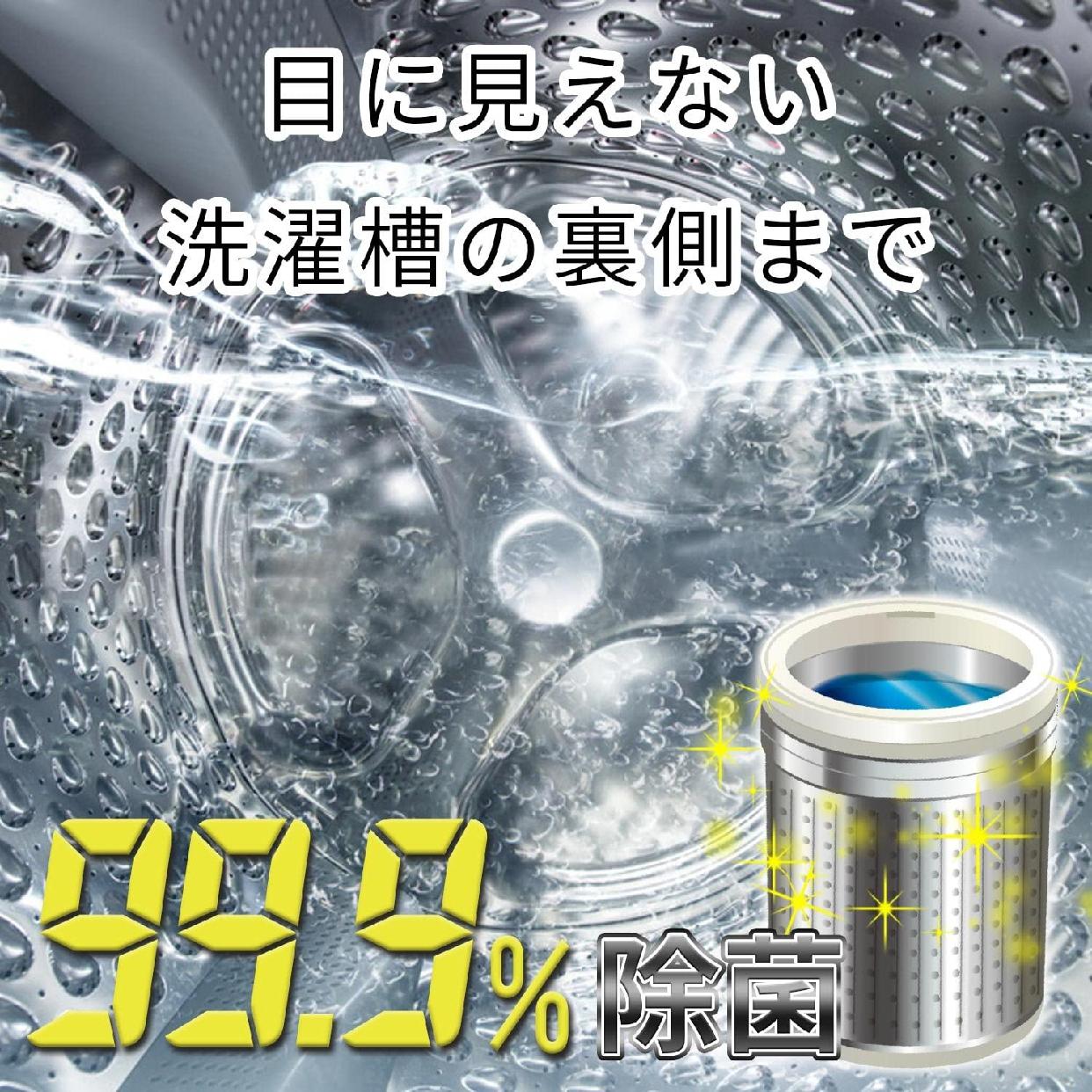 LEC(レック)激落ち 洗たく槽クリーナーの商品画像3