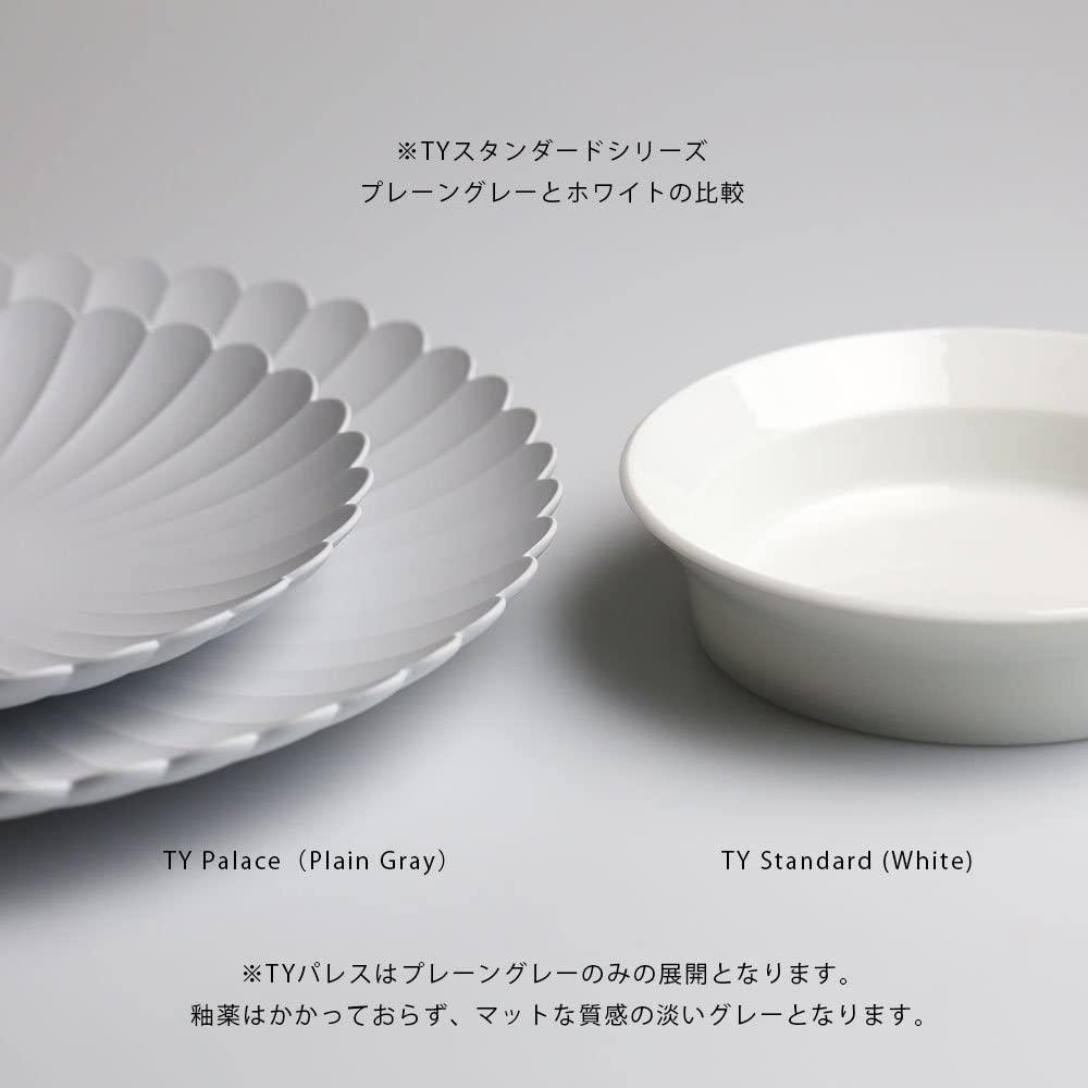 1616 / arita japan(1616アリタジャパン)TY Palace Plate220(L) Grayの商品画像9