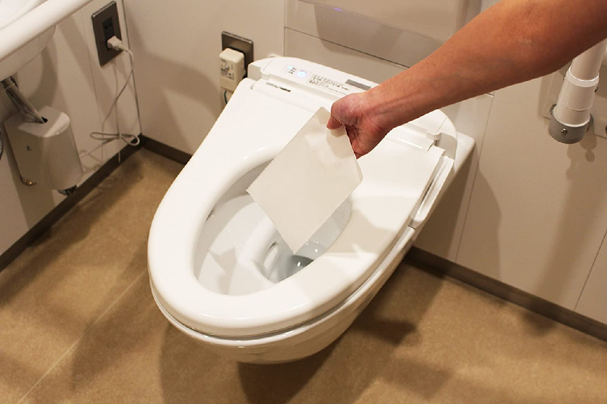 Kleenex(クリネックス) 水解性 ハンドタオル200 200枚の商品画像5