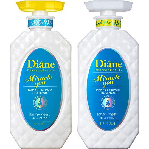 Diane(ダイアン) ミラクルユー シャンプー/トリートメント