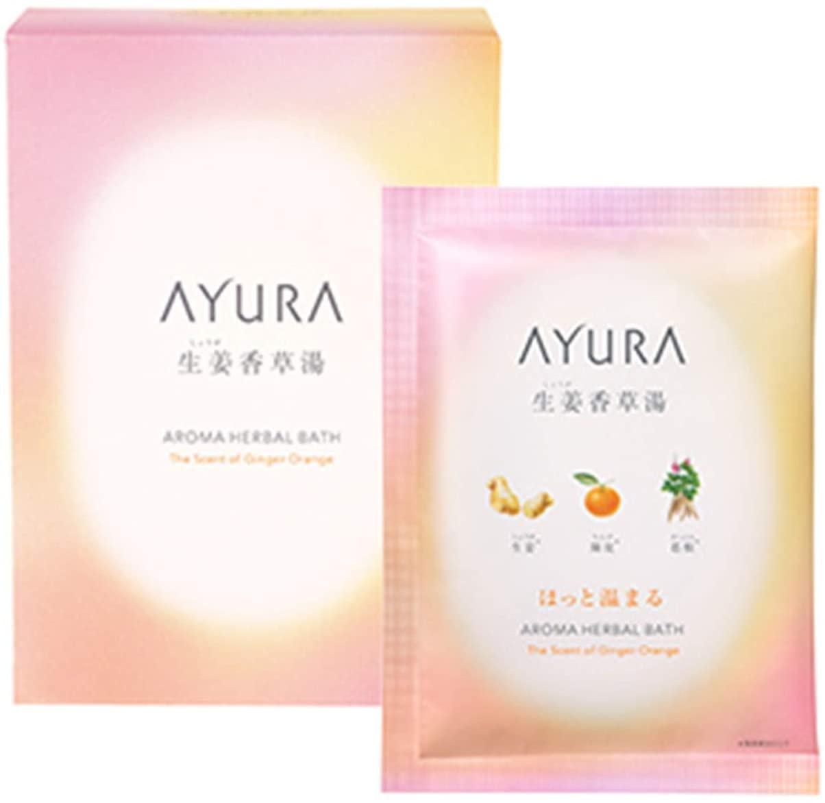 AYURA(アユーラ) 生姜香草湯αの商品画像