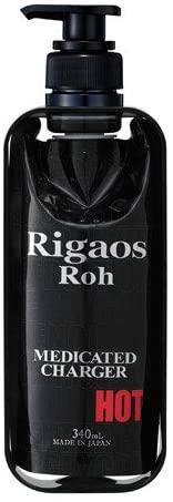 RigaosRoh(リガオスロー) 薬用スカルプケア シャンプー HOTの商品画像