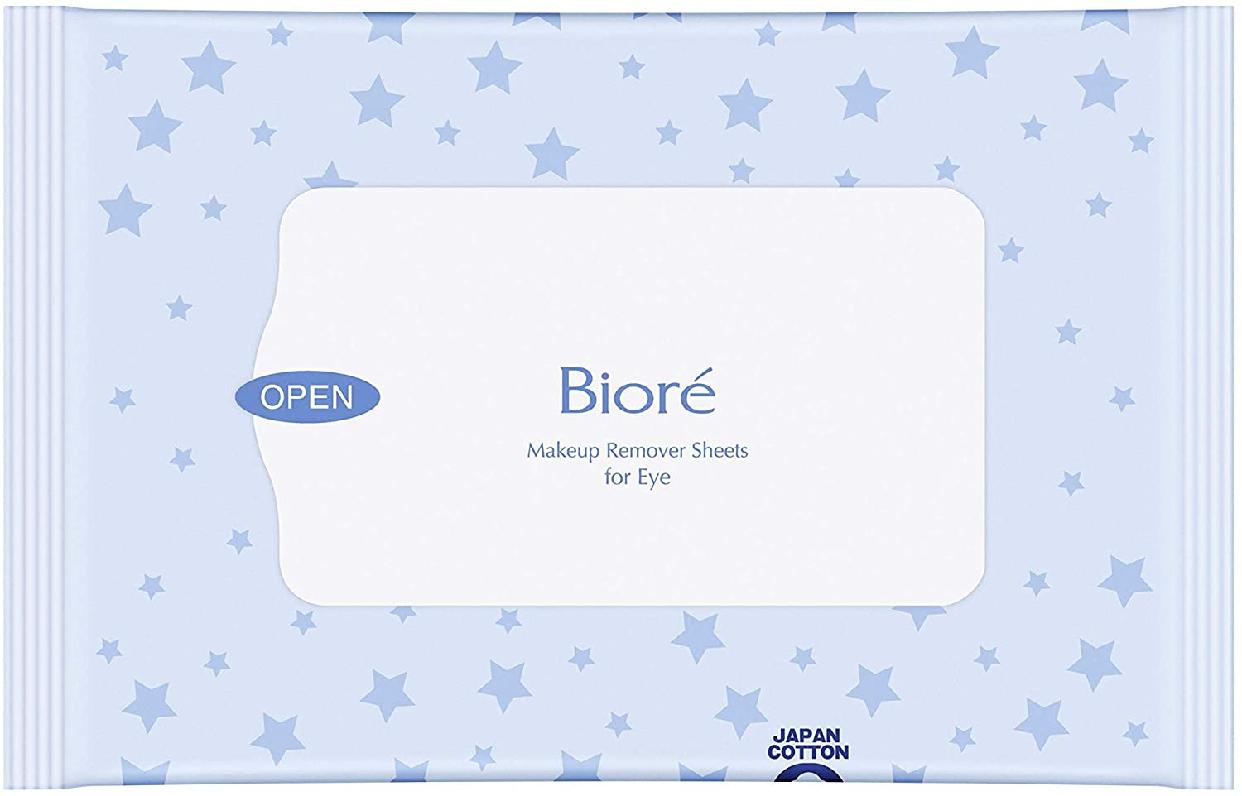 Bioré(ビオレ)しっかりアイメイク落とし シートの商品画像3