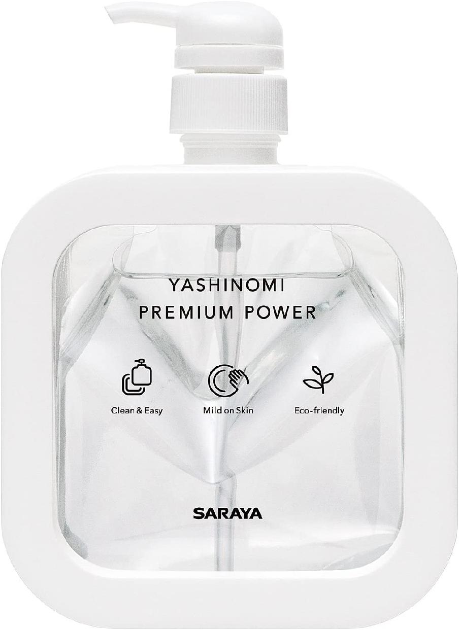 サラヤ ヤシノミ洗剤 プレミアムパワーの商品画像