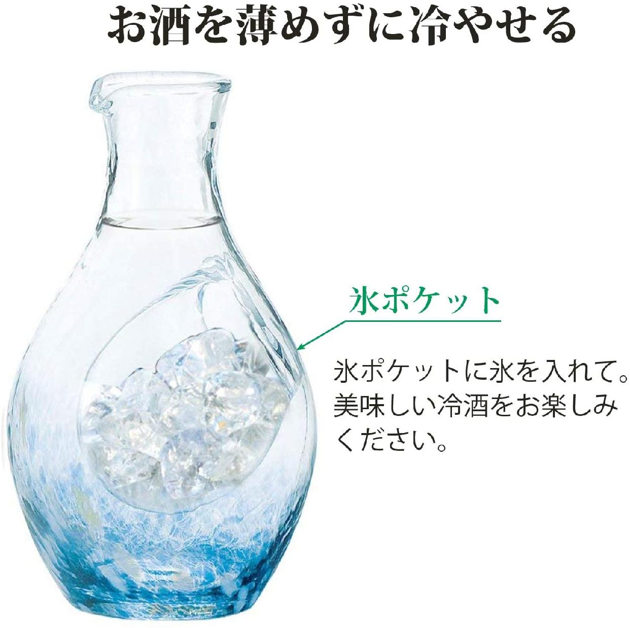 東洋佐々木ガラス(とうようささきがらす)日本酒グラス 冷酒セット G604-M70の商品画像4