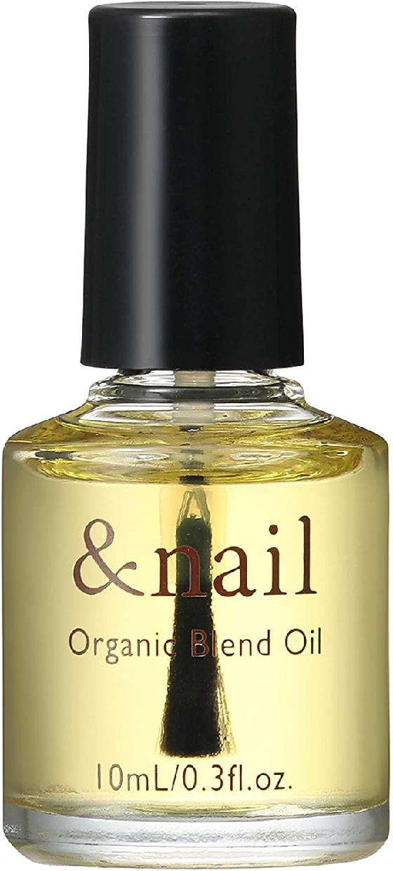&nail(アンドネイル) オーガニックブレンドオイルの商品画像2