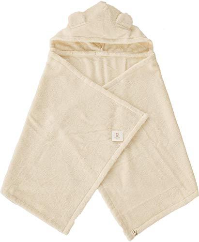 emoka(えもか)今治タオル ベビーバスローブの商品画像1