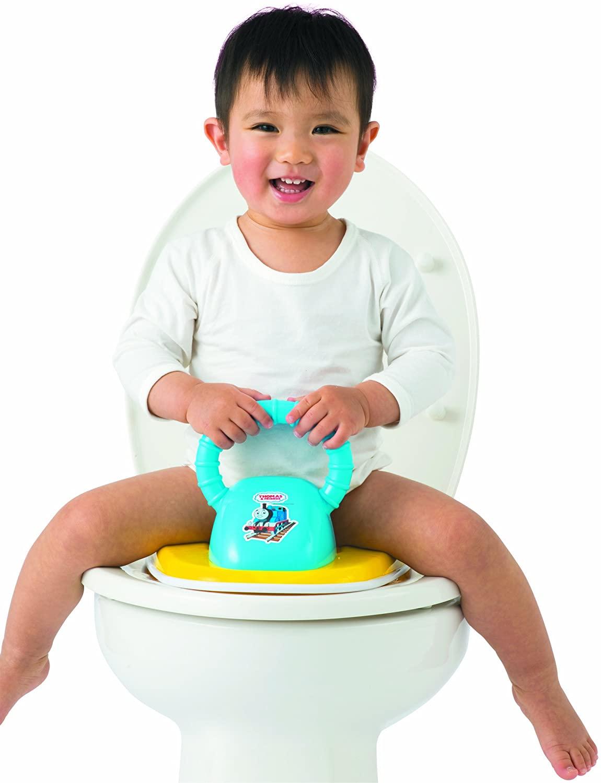 PINOCCHIO(ピノチオ) トーマス 幼児用補助便座の商品画像3