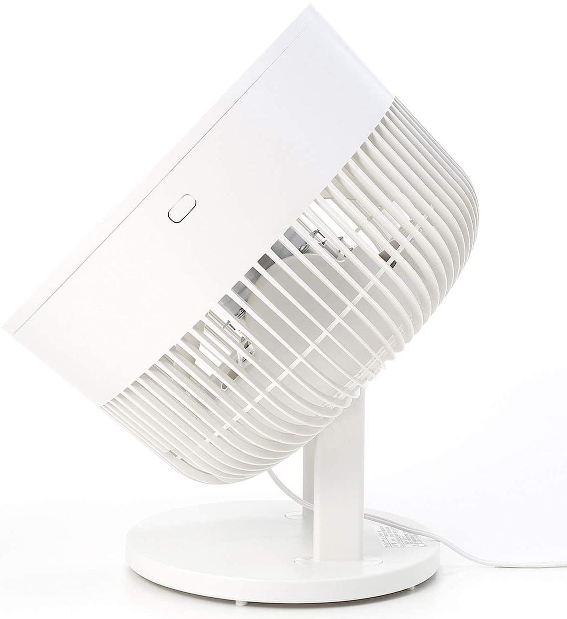 無印良品(MUJI) サーキュレーター(低騒音ファン・大風量タイプ) AT-CF26R-Wの商品画像10