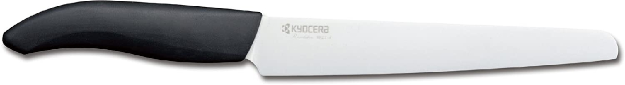 京セラ(KYOCERA) パン切りナイフ FKR-180P-N ブラックの商品画像