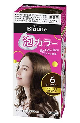 Blauné(ブローネ) 泡カラー
