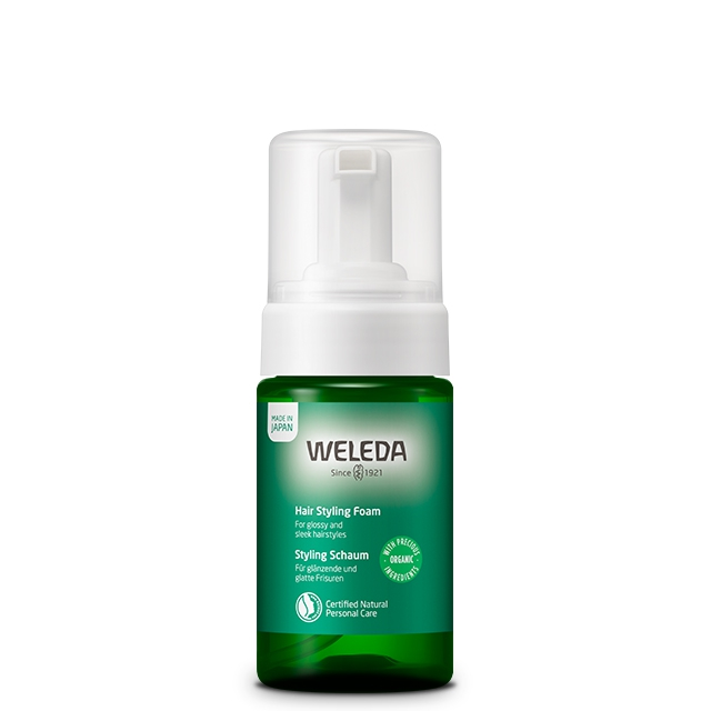 WELEDA(ヴェレダ) ヘアフォームの商品画像