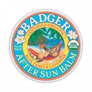 Badger(バジャー) オーガニックアフターサンバームの商品画像