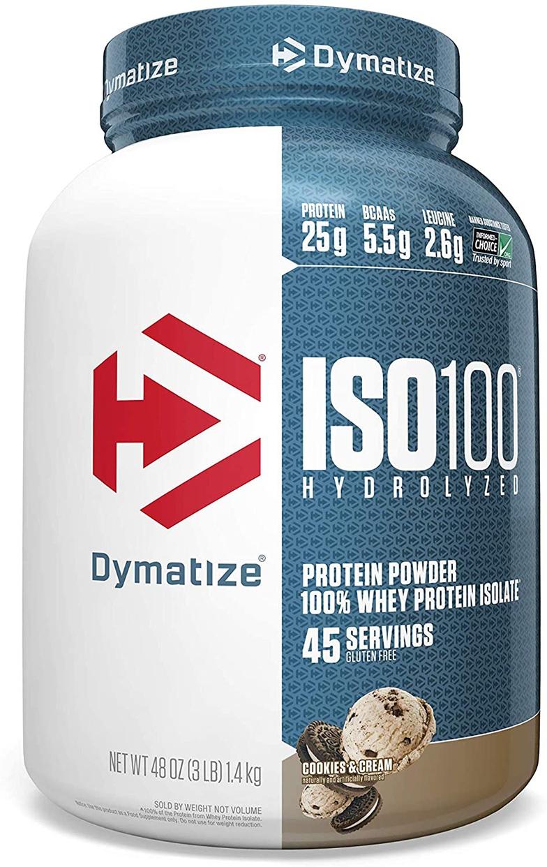 Dymatize(ダイマタイズ) ISO100 ハイドロライズドの商品画像