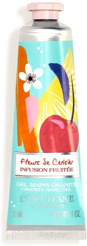 L'OCCITANE(ロクシタン) チェリーライム ジェリーハンドクリームの商品画像