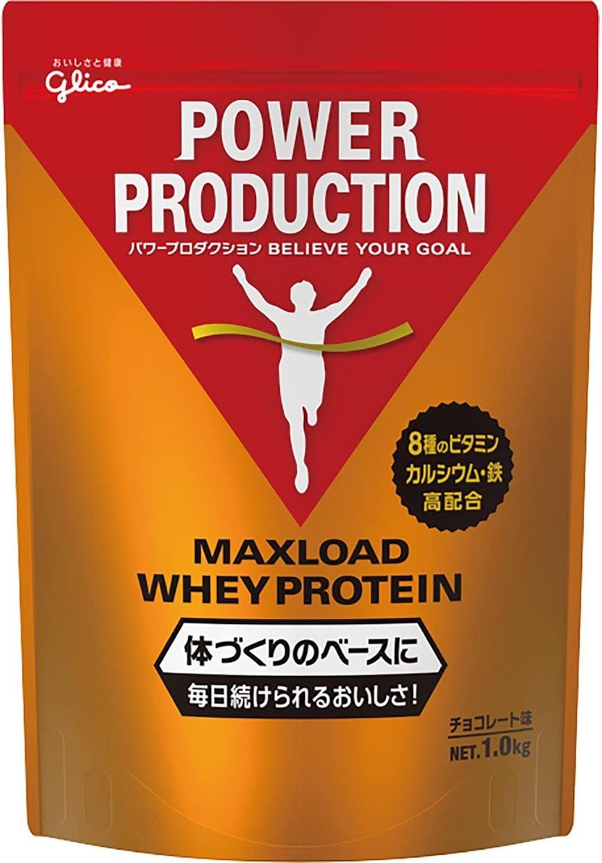 POWER PRODUCTION(パワープロダクション) マックスロードホエイプロテインの商品画像