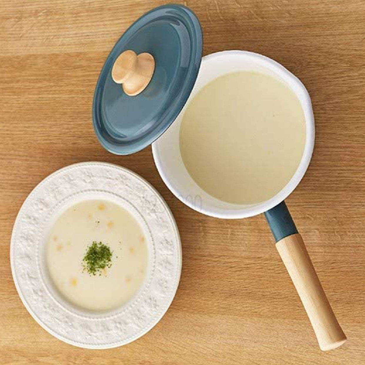 Cotton Series(コットンシリーズ)ソースパン 16cm CTN16S.LGの商品画像5