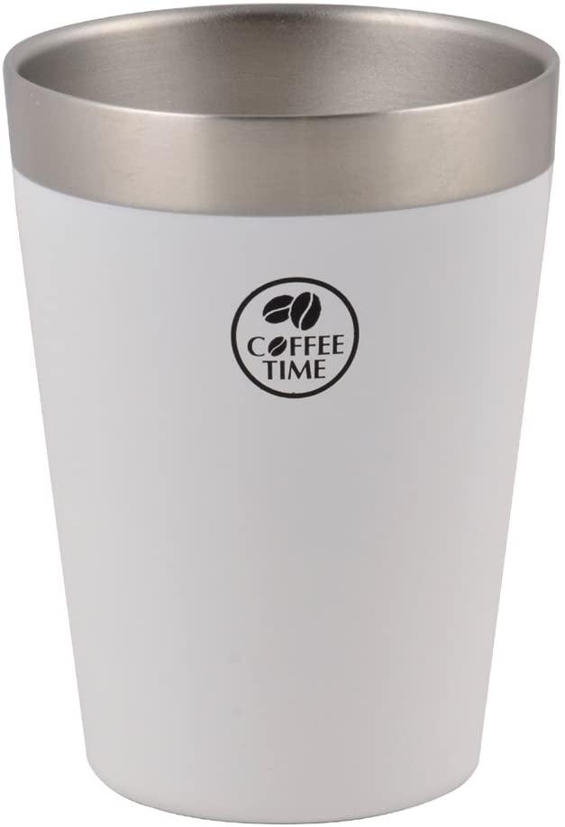 パール金属(PEARL) 真空アイスコンビニカップ ラージ ホワイト HB-1897の商品画像