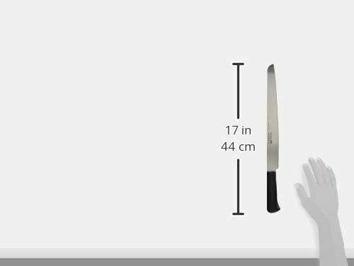 新超金網 TS パン切ナイフ 30cm パンきり専科 大 31965 シルバーの商品画像2
