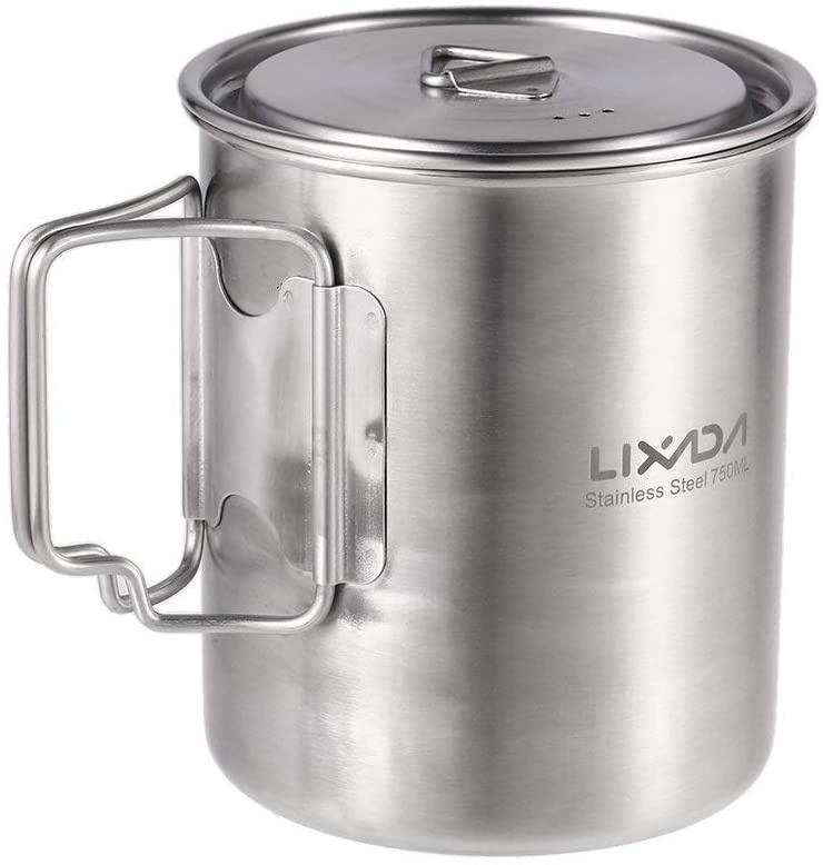 Lixada(リクサダ) チタンカップの商品画像