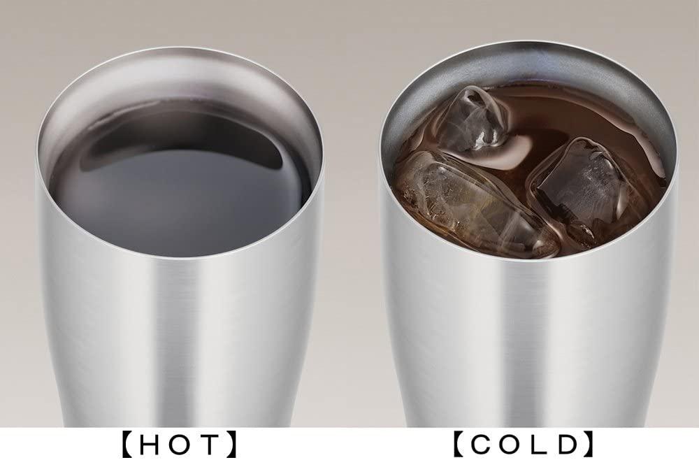 THERMOS(サーモス) 真空断熱タンブラー シルバー JDE-600の商品画像3