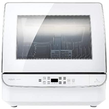 AQUA(アクア) 食器洗い機(送風乾燥機能付き) ADW-GM1 ホワイトの商品画像3