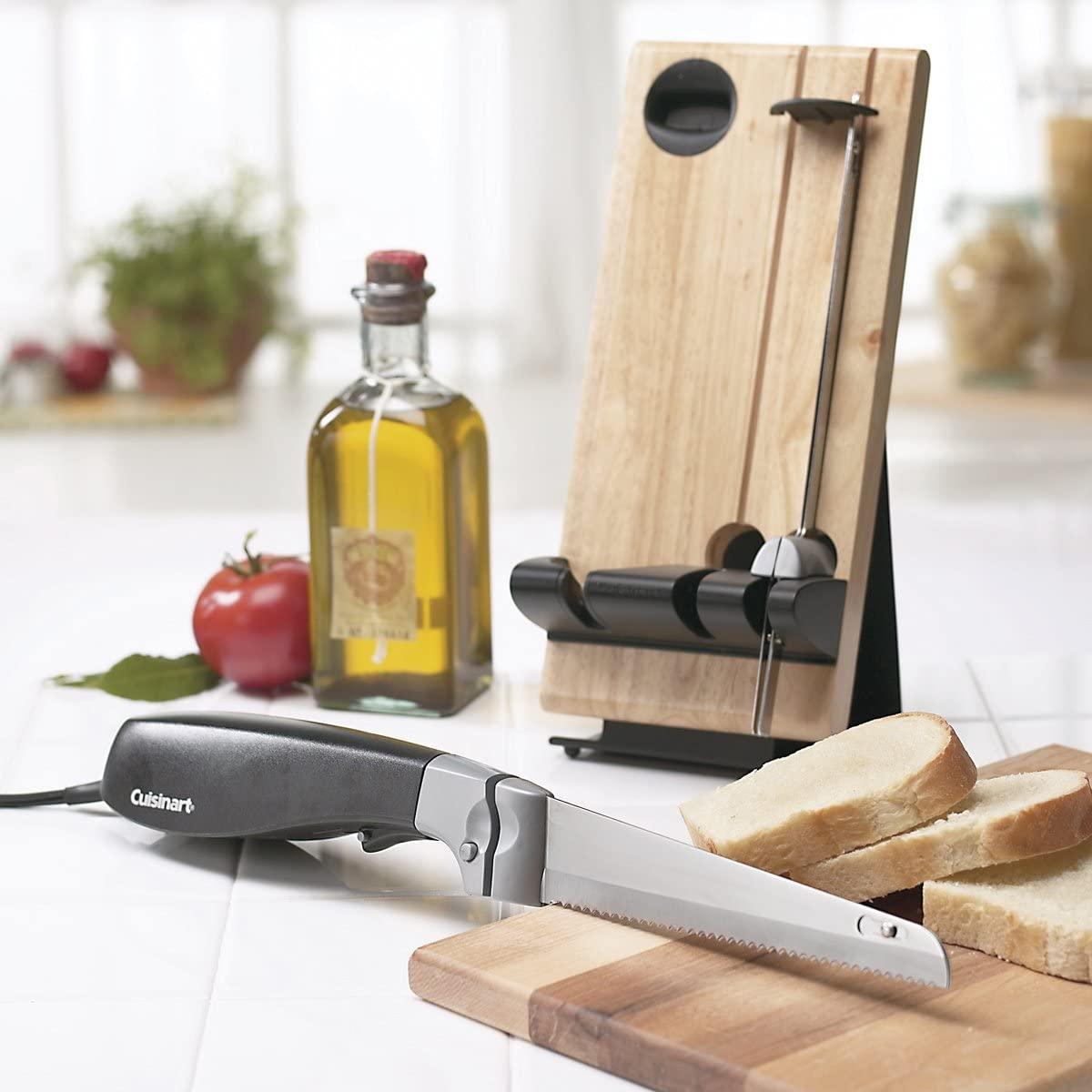 Cuisinart(クイジナート) 電動ナイフ ブラック CEK40の商品画像3