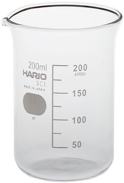 HARIO(ハリオ) ライフスタイル・ラボ ビーカー200ML B-200-H32の商品画像