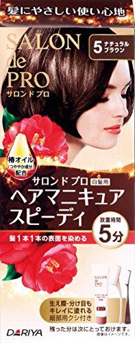 SALON de PRO(サロン ド プロ)ヘアマニキュア・スピーディの商品画像