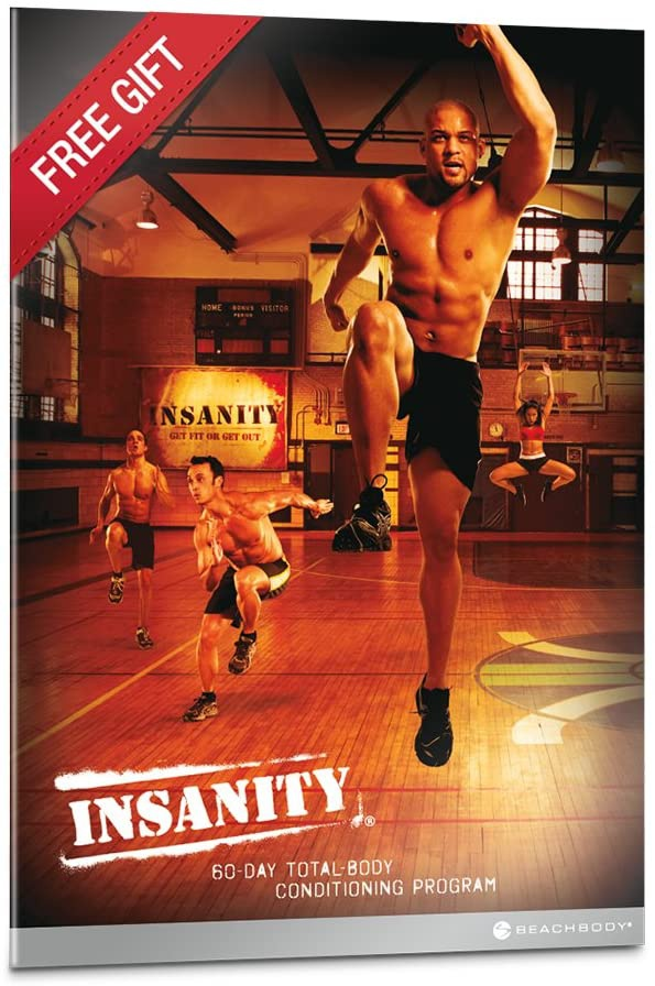 Beachbody(ビーチボディ) Insanity: The Ultimate Cardio Workout and Fitness DVD Programme.の商品画像3