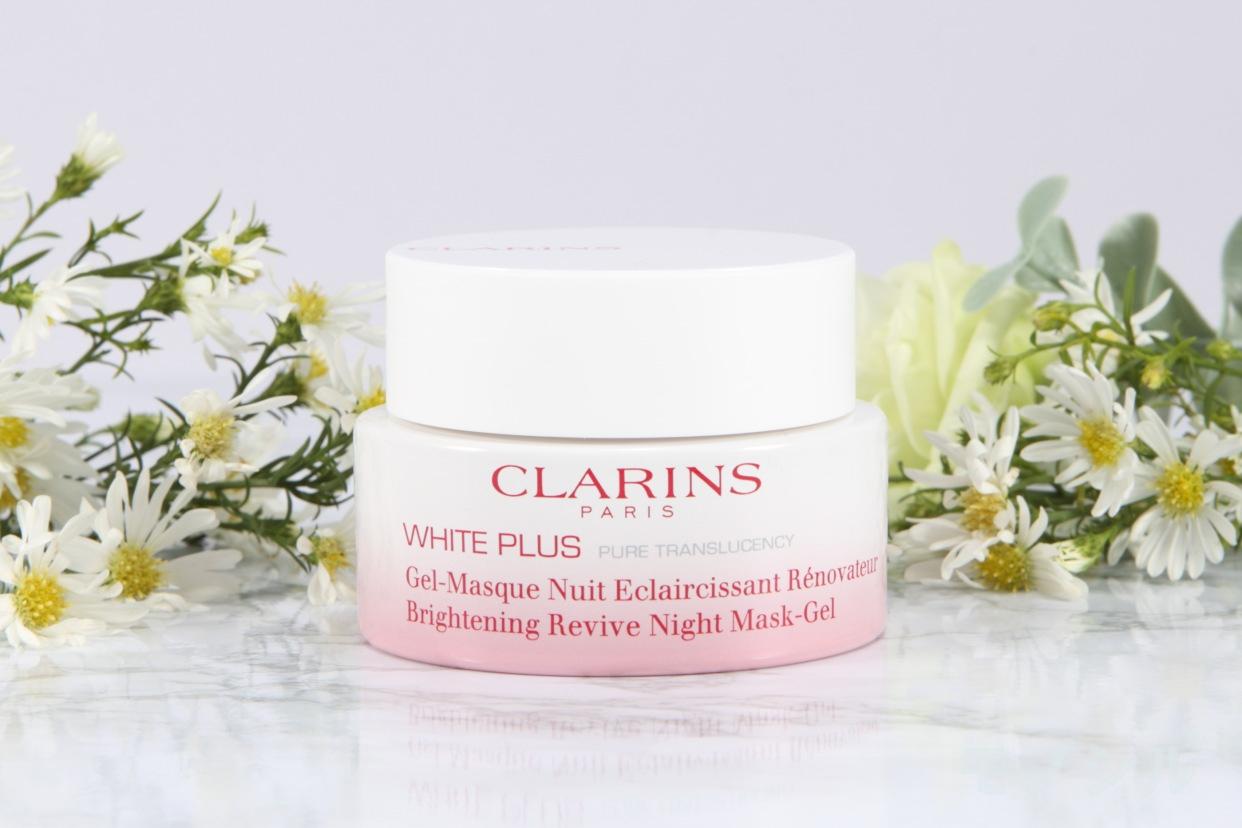 CLARINS(クラランス)ホワイト‐プラス ブライト ナイト ジェルの商品画像