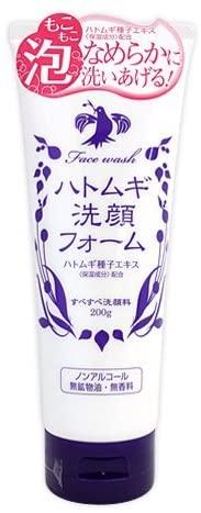 ココカラファイン ハトムギ洗顔フォーム