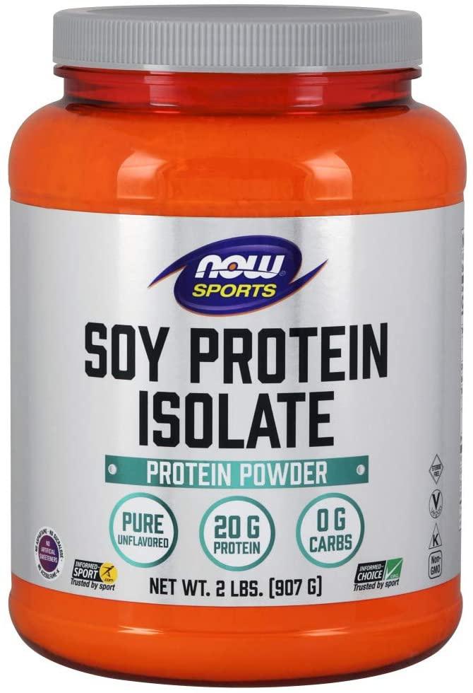 NOW Foods(ナウフーズ) ソイプロテイン アイソレートの商品画像