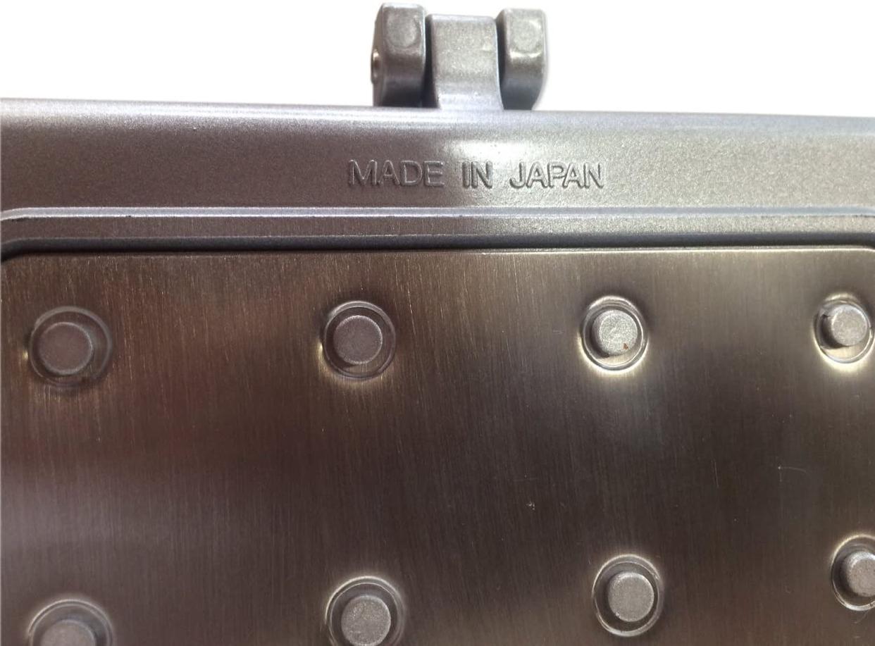 杉山金属(スギヤマキンゾク) スナック ワッフル KS-2936 シルバーの商品画像5