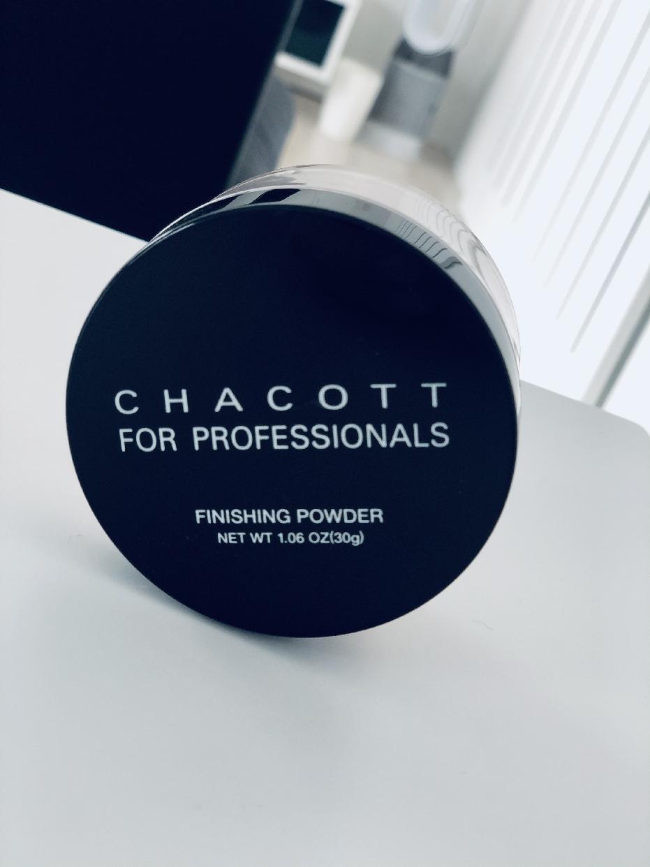 CHACOTT FOR PROFESSIONALS(チャコット フォー プロフェッショナルズ) フィニッシングパウダーを使ったちびまるぽんさんのクチコミ画像