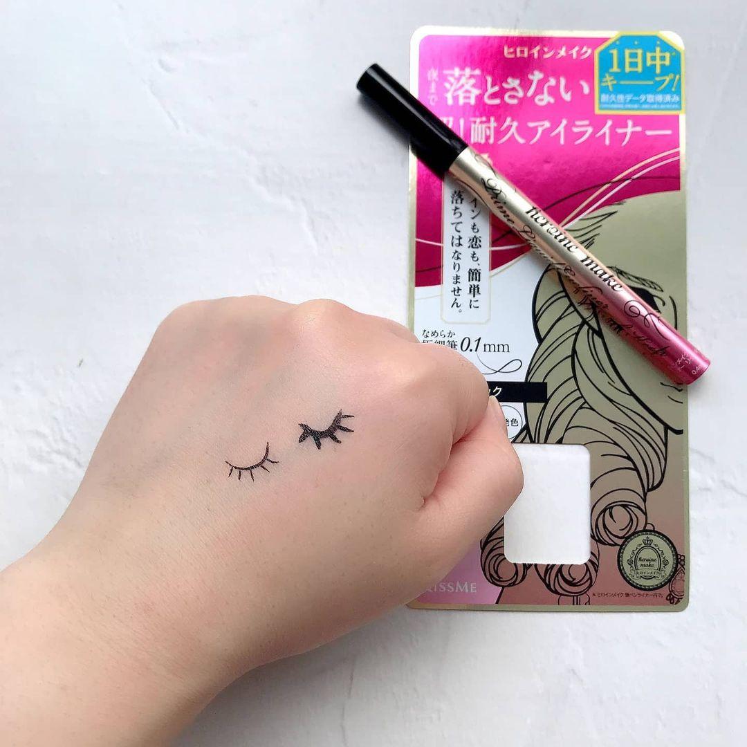 heroine make(ヒロインメイク) プライムリキッドアイライナー リッチキープを使ったyu_yuさんのクチコミ画像3