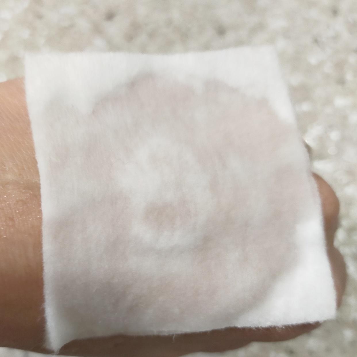 ALLNA ORGANIC(オルナ オーガニック)拭き取り化粧水を使ったみこさんのクチコミ画像4