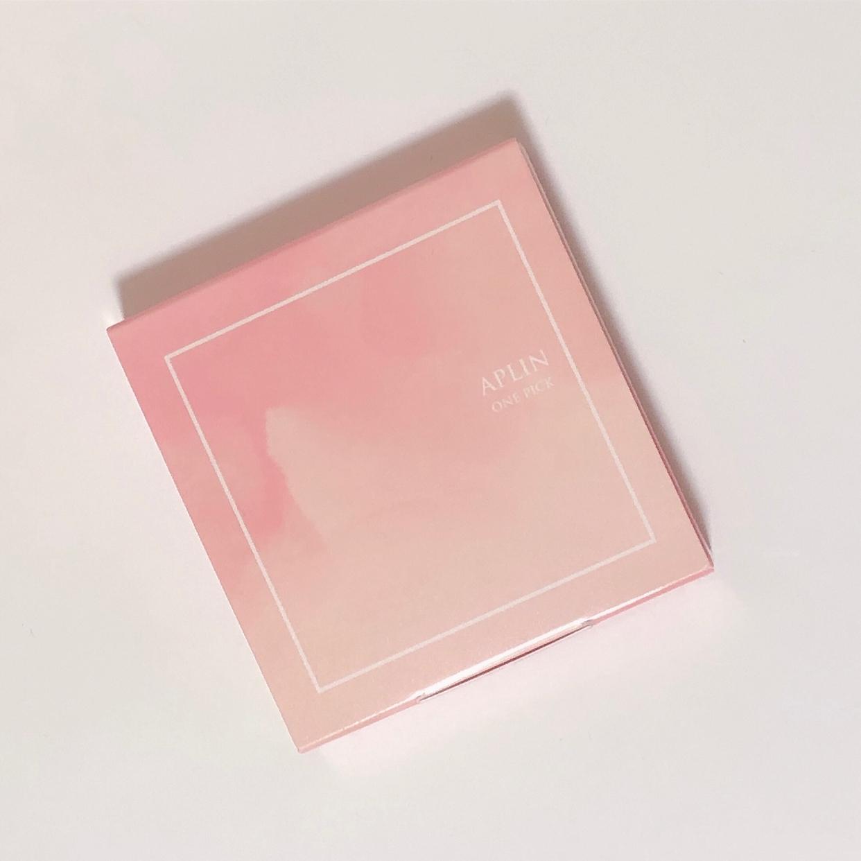 APLIN(アプリン) ワンピックアイシャドウパレットを使った桜羽さんのクチコミ画像1