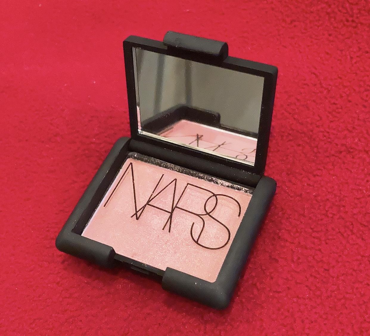 NARS(ナーズ) ブラッシュを使ったyukoさんのクチコミ画像
