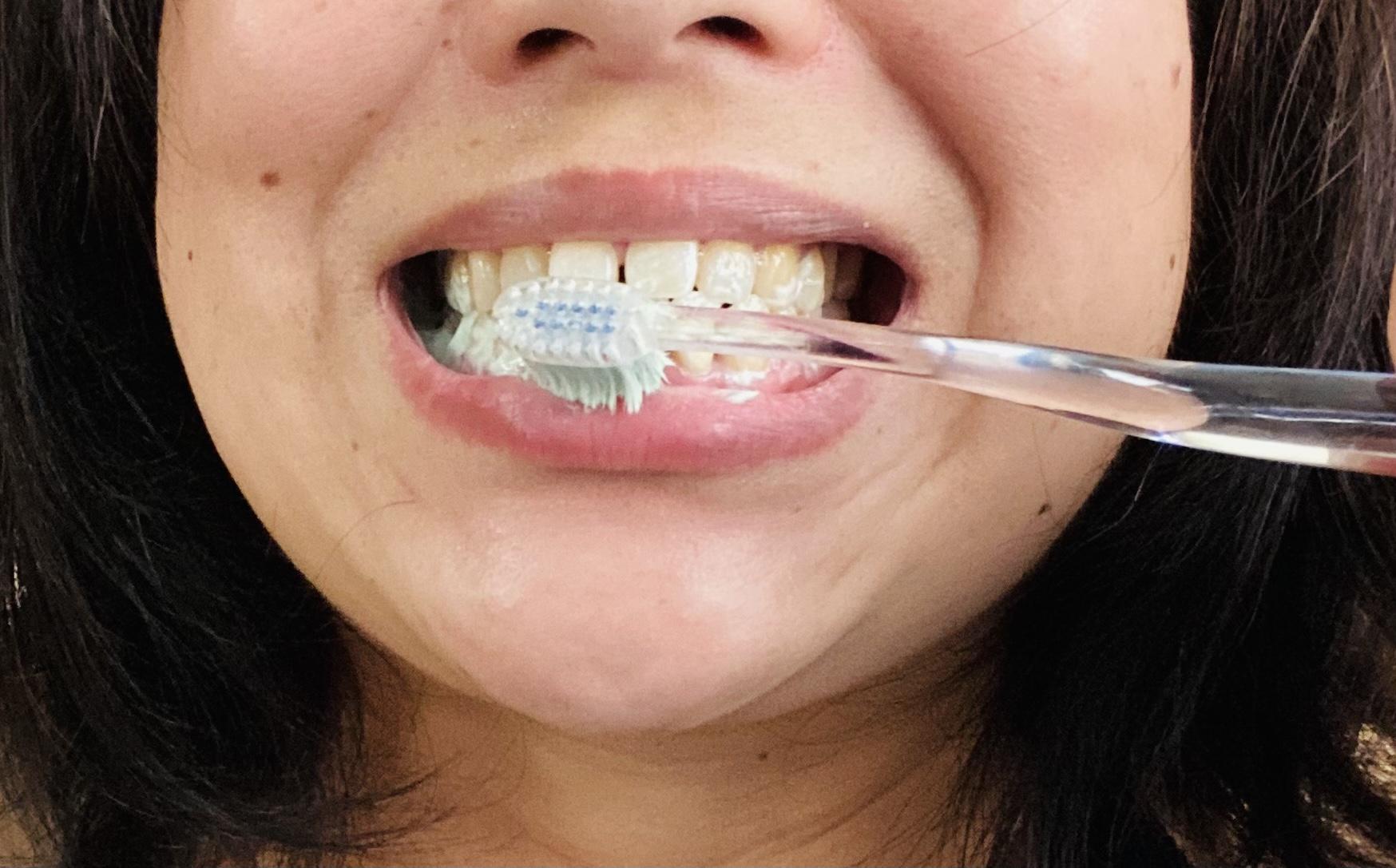 三和通商(サンワツウショウ) なた豆すっきり歯磨き粉を使ったマイピコブーさんのクチコミ画像1