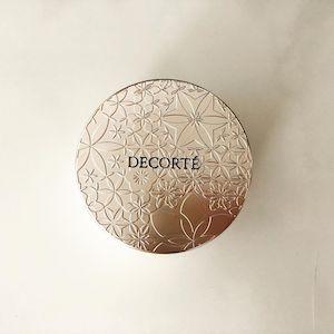 DECORTÉ(コスメデコルテ)フェイスパウダーを使った ancoroさんのクチコミ画像